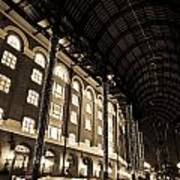 Hays Galleria London Poster