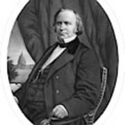 Henry Wilson (1812-1875) Poster