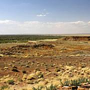 Homolovi Ruins State Park Arizona Poster by Christine Till