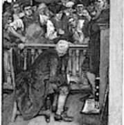 Jonathan Wild (c1682-1725) Poster