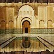 Medina Of Marakkesh Poster