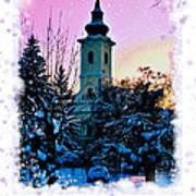 Christmas Card 22 Poster