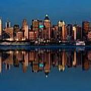 Midtown Manhattan Skyline Poster