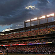 Milwaukee Brewers V Colorado Rockies Poster
