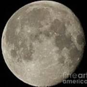 Moon Poster by Jennifer Kimberly