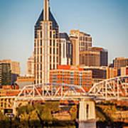Nashville Morning Poster