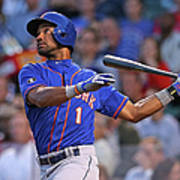 New York Mets V Chicago Cubs Poster