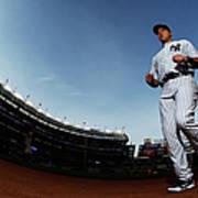 New York Mets V New York Yankees 3 Poster