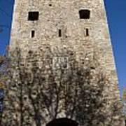 Old Sigulda Castle Ruins Poster