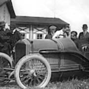 Race Car, 1914 Poster