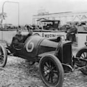 Racecar Drivers, C1913 Poster