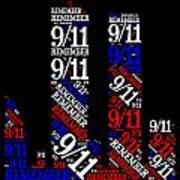 Remember 9-11 Poster