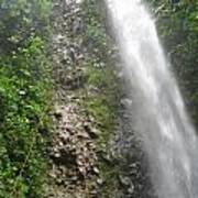 Rock Climbing Rope Climbing Costa Rica Vacations Waterfalls Rivers  Recreation Challanges  Facilitie Poster