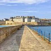 Saint-malo - Brittany Poster