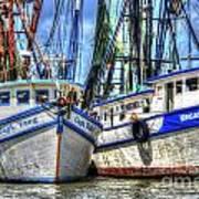 Shrimp Boats Season Poster