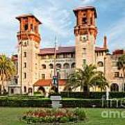 The Lightner Museum Formerly The Hotel Alcazar St. Augustine Florida Poster
