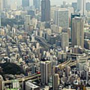 Tokyo, Japan Poster