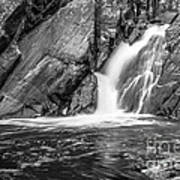 True's Brook Gorge Water Fall Poster