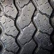 Tyre Tread Poster