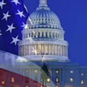 Usa, Washington Dc Poster