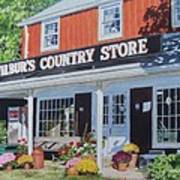 Wilbur's Country Store Poster