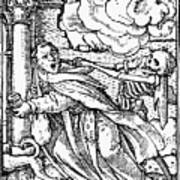 Dance Of Death, 1538 Poster