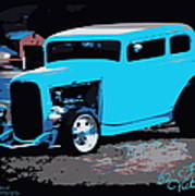 32 Ford Victoria  Poster