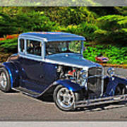 32 Ford Poster