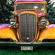 33 Chevy Poster
