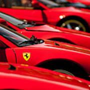 Ferrari Emblem Poster