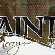 New Orleans Saints Poster