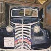 39 Chevy Poster