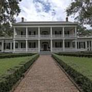 Rosedown Plantation Poster by Photo Advocate