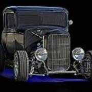 1932 Ford Coupe Poster