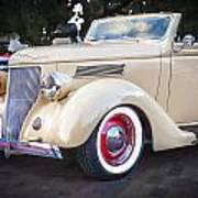 1936 Ford Cabriolet  Poster