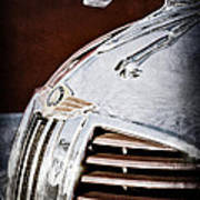 1938 Dodge Ram Hood Ornament Poster