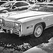 1978 Cadillac Eldorado Poster