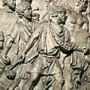 Apollodorus Of Damascus 60-129. Column Poster