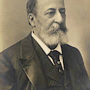 Charles-camille Saint-saens, French Poster