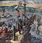 Christopher Columbus (1451-1506) Poster