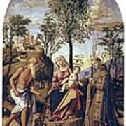 Cima Da Conegliano, Giovanni Battista Poster