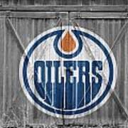 Edmonton Oilers Poster