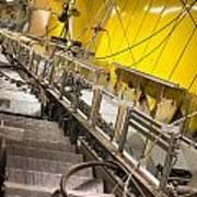 Escalator Construction Works Poster