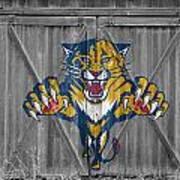 Florida Panthers Poster