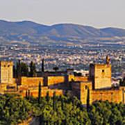 Granada Poster