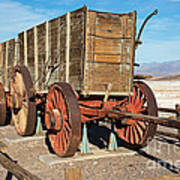 Harmony Borax Works Death Valley National Park Poster