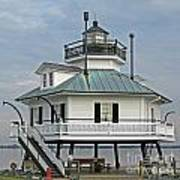 Hooper Straight Lighthouse Poster