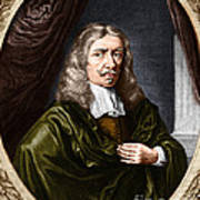 Johannes Hevelius, Polish Astronomer Poster by Science Source