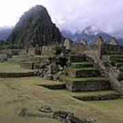Machu Picchu Peru Poster