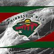 Minnesota Wild Poster